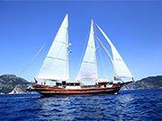 Yacht Nurten A (31 m)