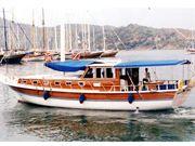 Yacht Kemal 1 (14 m)