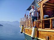 Tekne Turu Olympos